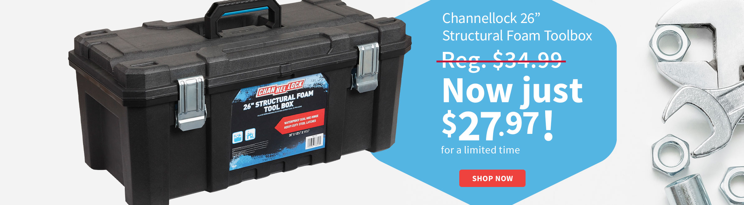 Channellock Toolbox