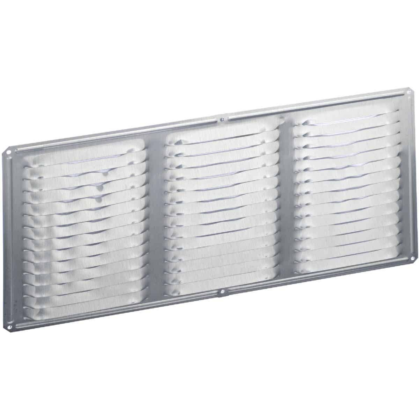 Air Vent 16 In. x 8 In. Galvanized Under Eave Vent Image 1