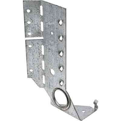 Simpson Strong-Tie ZMAX 2 x 10 Right Face-Mount Adjustable Light Jack Hanger