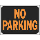 Hy-Ko Plastic Sign, No Parking Image 1