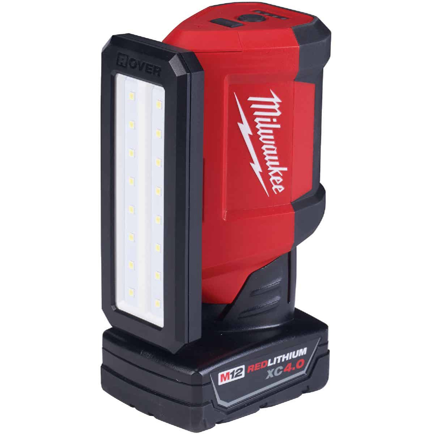 Milwaukee M12 ROVER 12 Volt Lithium-Ion LED Service & Repair Flood Cordless Work Light w/USB Charging (Bare Tool) Image 2