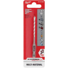 Milwaukee Shockwave 1/8 In. Carbide Multi-Material Hex Shank Drill Bit Image 2
