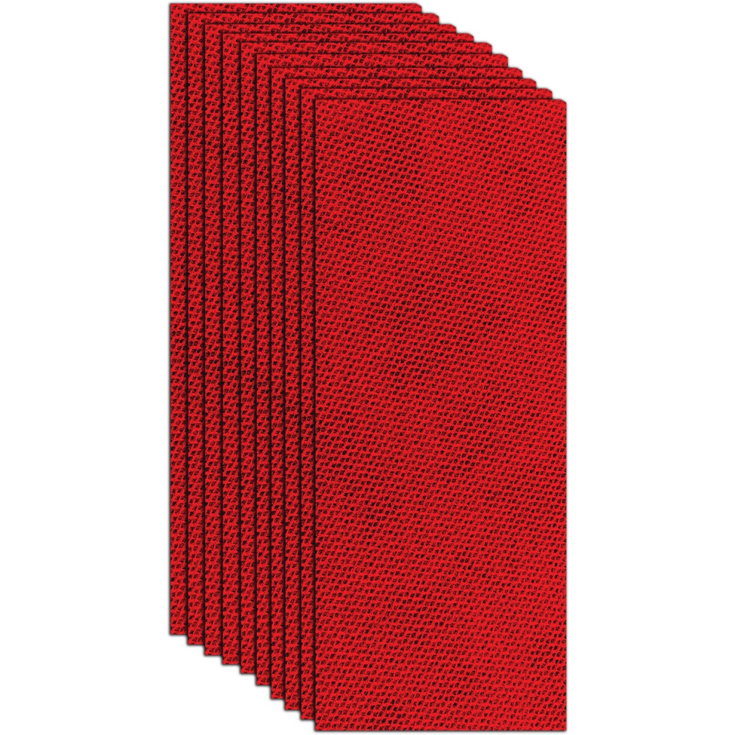 Diablo SandNet 2-3/4 In. x 5 In. Assorted Grits Reusable Hand Sander Refill Sheets (10-Pack) Image 1