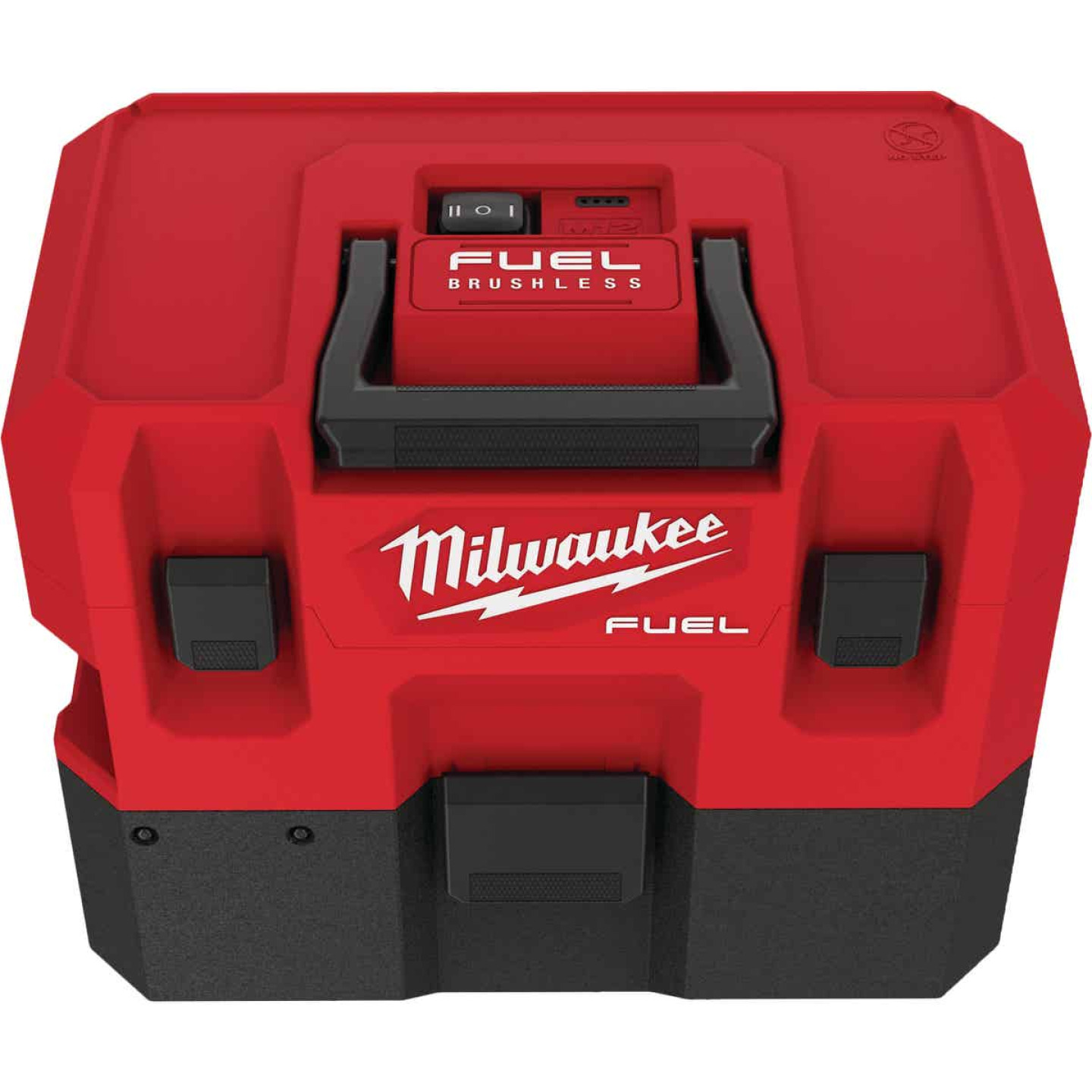 Milwaukee M12 FUEL 12 Volt Lithium-Ion Brushless Cordless 1.6 Gal. Wet/Dry Vacuum (Bare Tool) Image 1