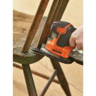 Black & Decker Mouse 10 In. 1.2A Finish Sander Image 4