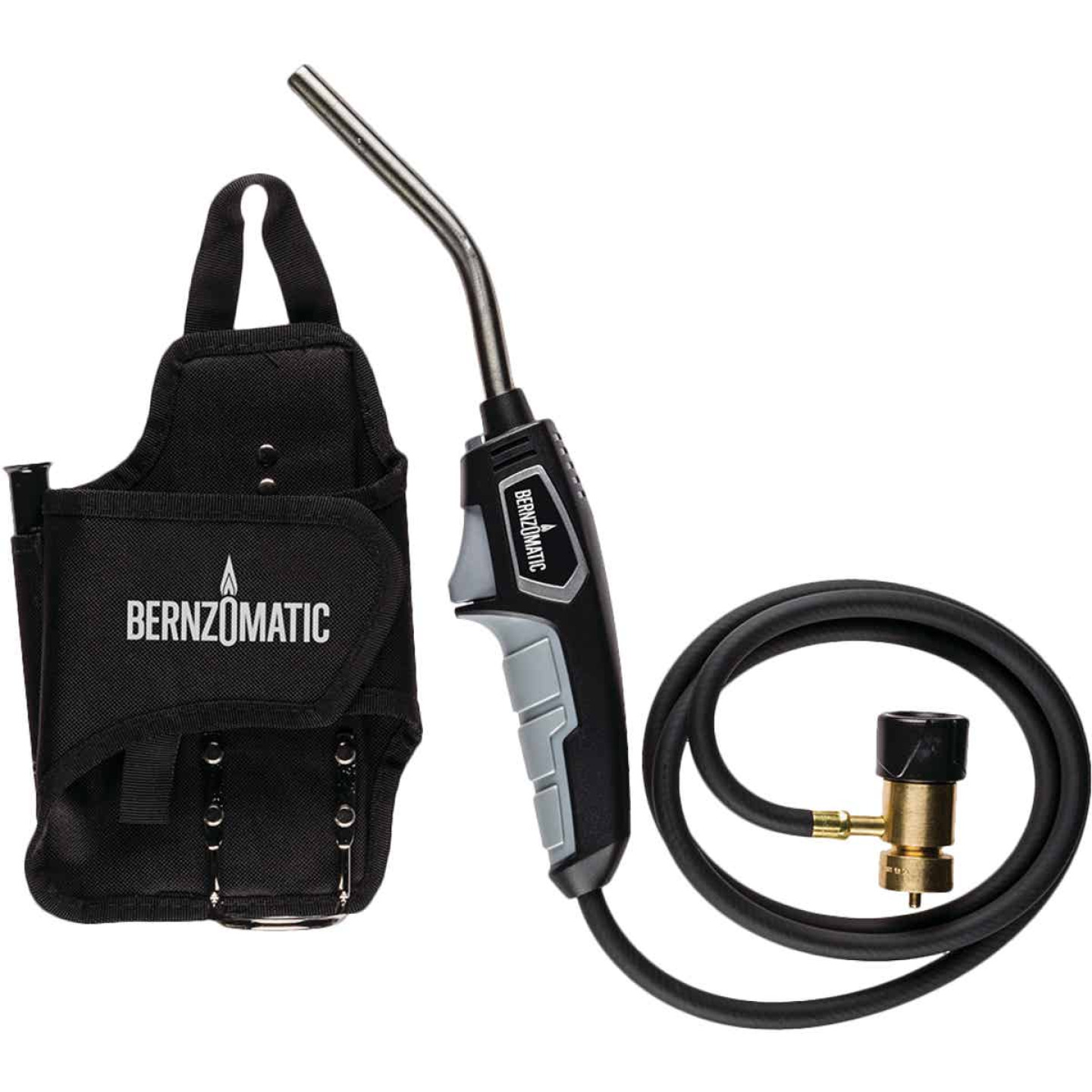 Bernzomatic Trigger Start Hose Torch Head for Accessibility and Mobility Image 1