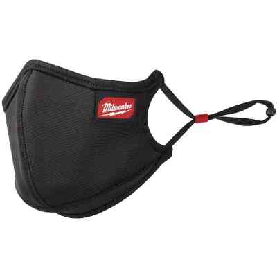 Milwaukee L/XL 3-Layer Washable Performance Dust & Face Mask (3-Pack)
