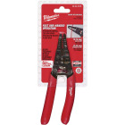 Milwaukee 7 In. 10 AWG to 20 AWG Solid/Stranded Wire Stripper/Cutter Image 5
