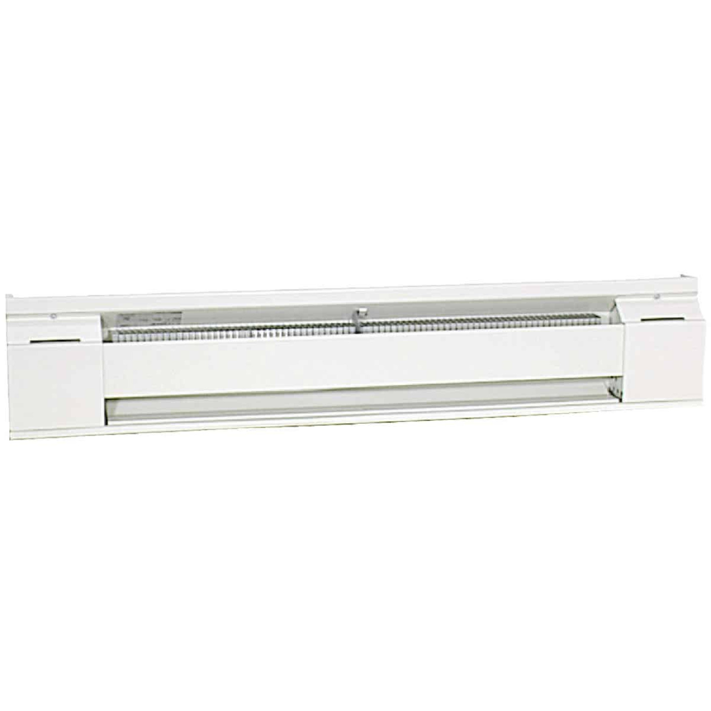 Fahrenheat 36 In. 750-Watt 240-Volt Electric Baseboard Heater, Northern White Image 2