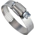 Ideal 1/2 In. - 1-1/16 In. 57 Stainless Steel Hose Clamp with Zinc-Plated Carbon Steel Screw Image 1