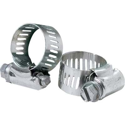 Ideal 3 In. - 5 In. 67 All Stainless Steel Hose Clamp