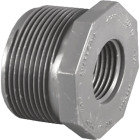 Charlotte Pipe 1-1/2 In. MPT x 1 In. FPT Schedule 80 Reducing PVC Bushing Image 1