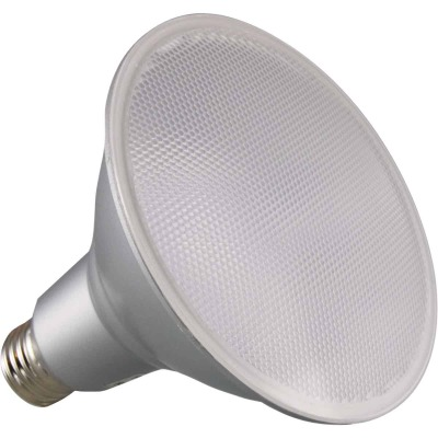 Satco Nuvo 90W Equivalent Natural Light PAR38 Medium Dimmable LED Floodlight Light Bulb