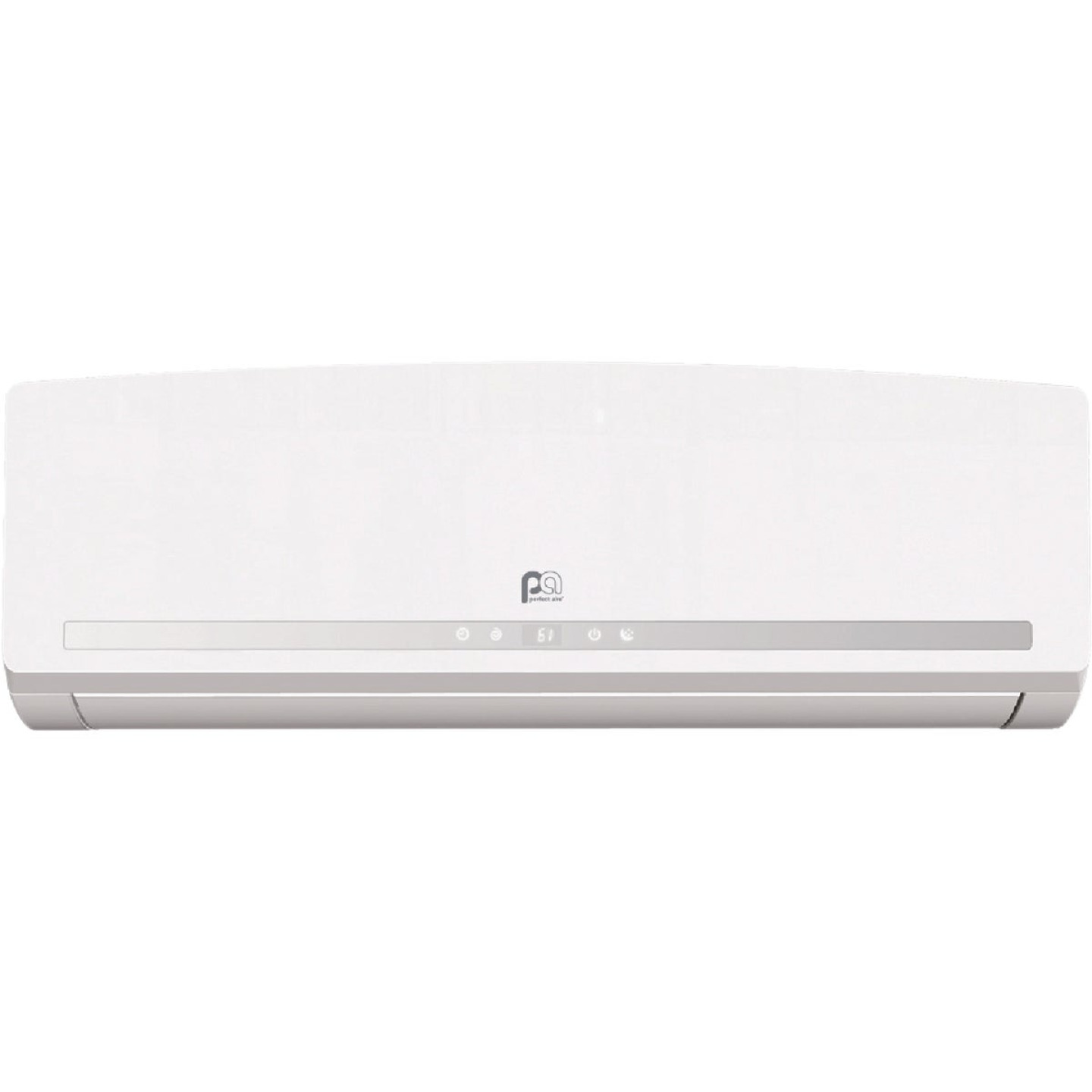 Perfect Aire Quick Connect 18,000 BTU 750 Sq. Ft. Mini-Split Room Air Conditioner with Heating Mode Image 2