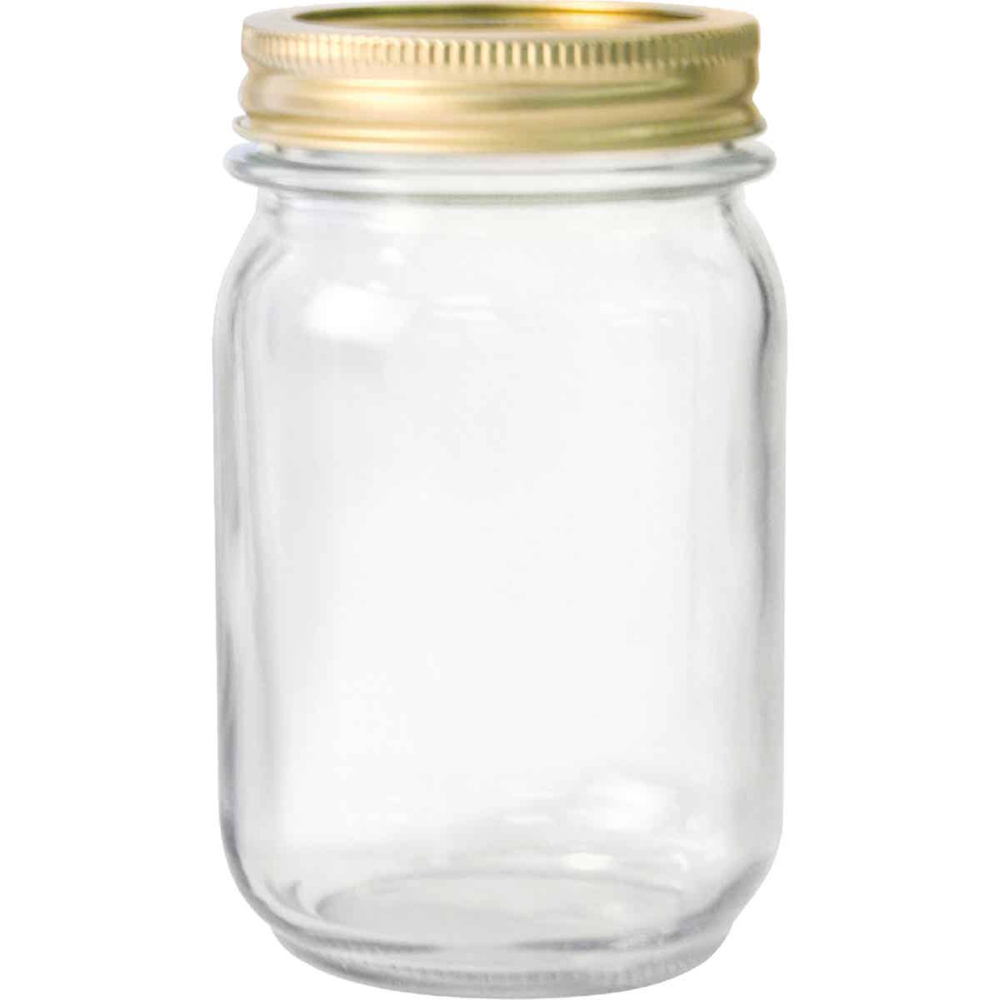 Anchor Hocking 1 Pint Canning Jar (12-Count) Image 1