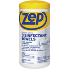 Zep Clean'ems Spirit II Disinfectant Towelettes (80-Count) Image 1