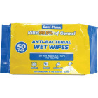Sani-Maxx Antibacterial Wet Wipe (50 Pack) Image 3