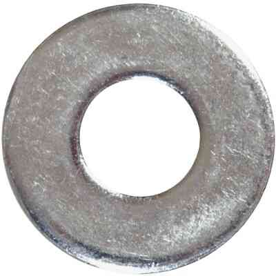 Hillman 5/8 In. Steel Zinc Plated Flat USS Washer (25 Ct.)