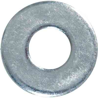 Hillman 3/8 In. Steel Zinc Plated Flat USS Washer (8 Ct.)