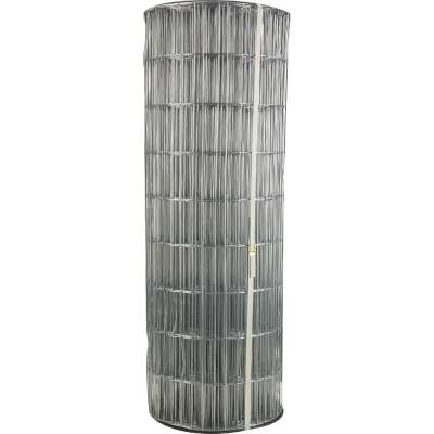 48 In. H. x 100 Ft. L. (2x4) Galvanized Welded Wire Fence