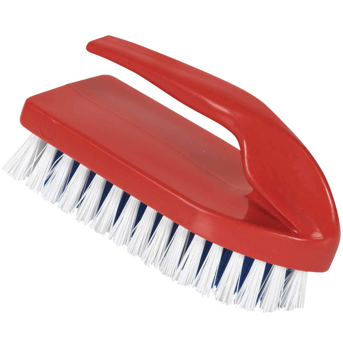 Decker Synthetic Bristles 1 In. Trim Size Grooming Brush with Handle Image 1