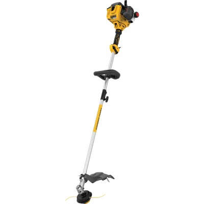 DeWalt Trimmer Plus 27cc 2-Cycle 17 In. Straight Shaft Gas String Trimmer