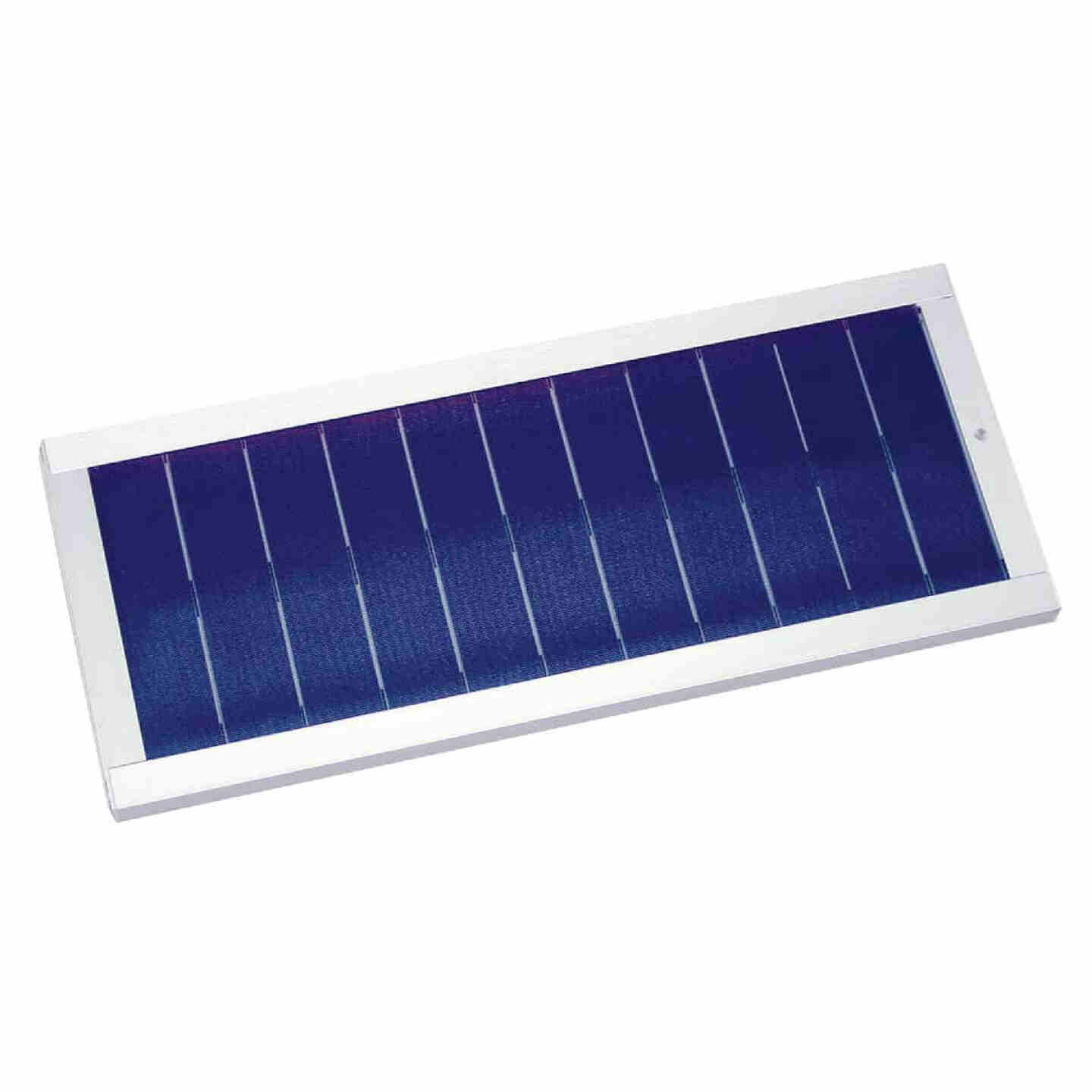 Mighty Mule 10W 8-1/4 In. x 19-1/2 In. Solar Panel Image 1