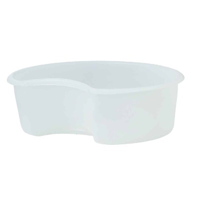 Leaktite 5 Gal. 28 In. x 11-3/4 In. White Pail Strainer