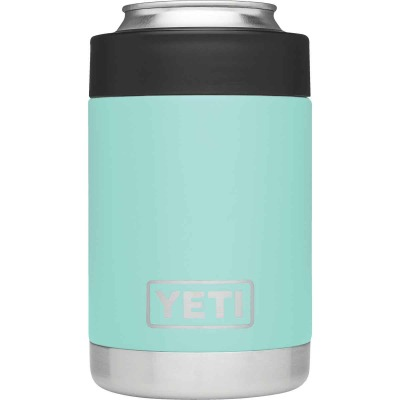 Yeti Rambler Colster 12 Oz. Seafoam Stainless Steel Insulated Drink Holder