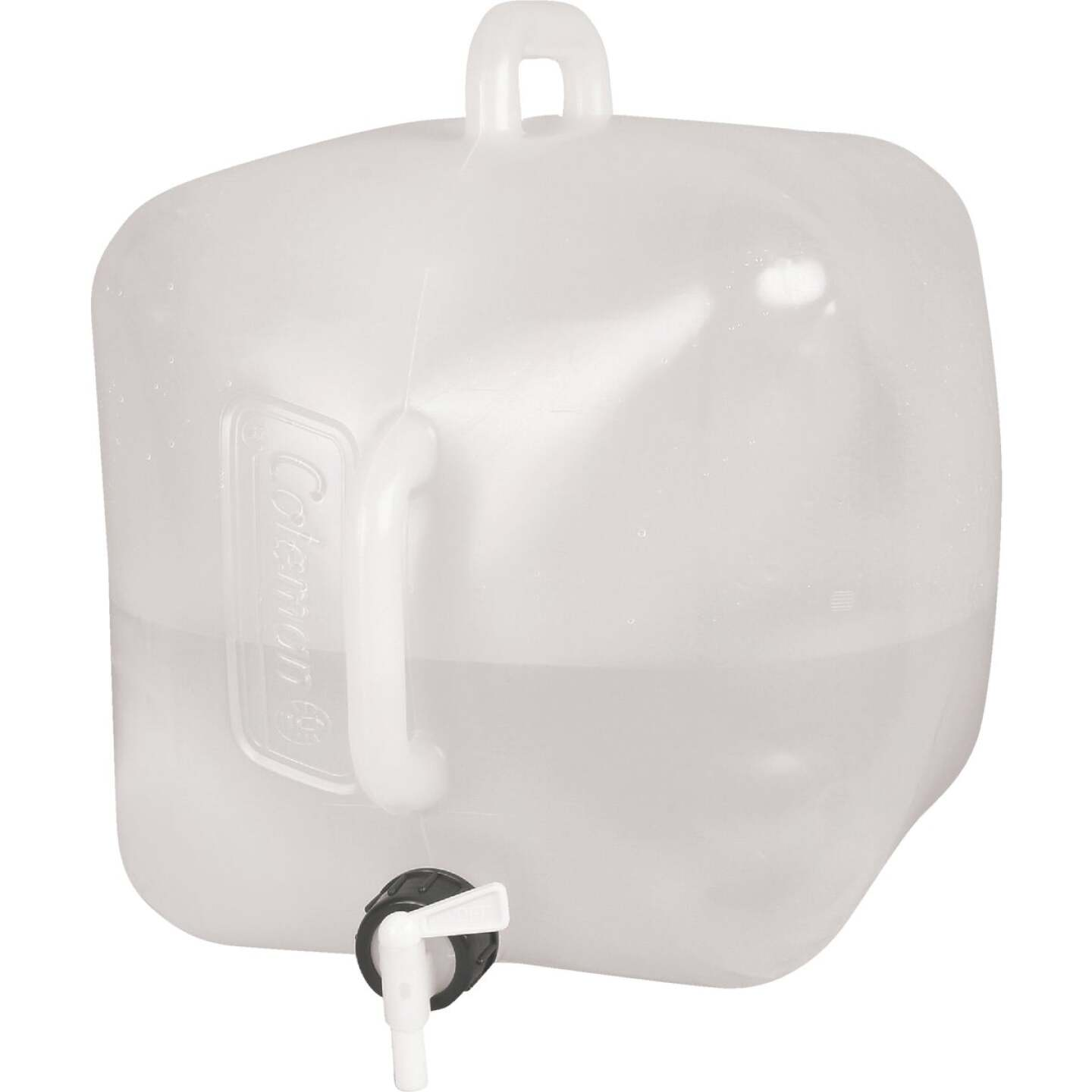 Coleman 5-Gal. Collapsible Plastic Water Carrier Image 1