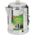 Coleman 9-Cup Aluminum Camping Coffee Pot Image 1