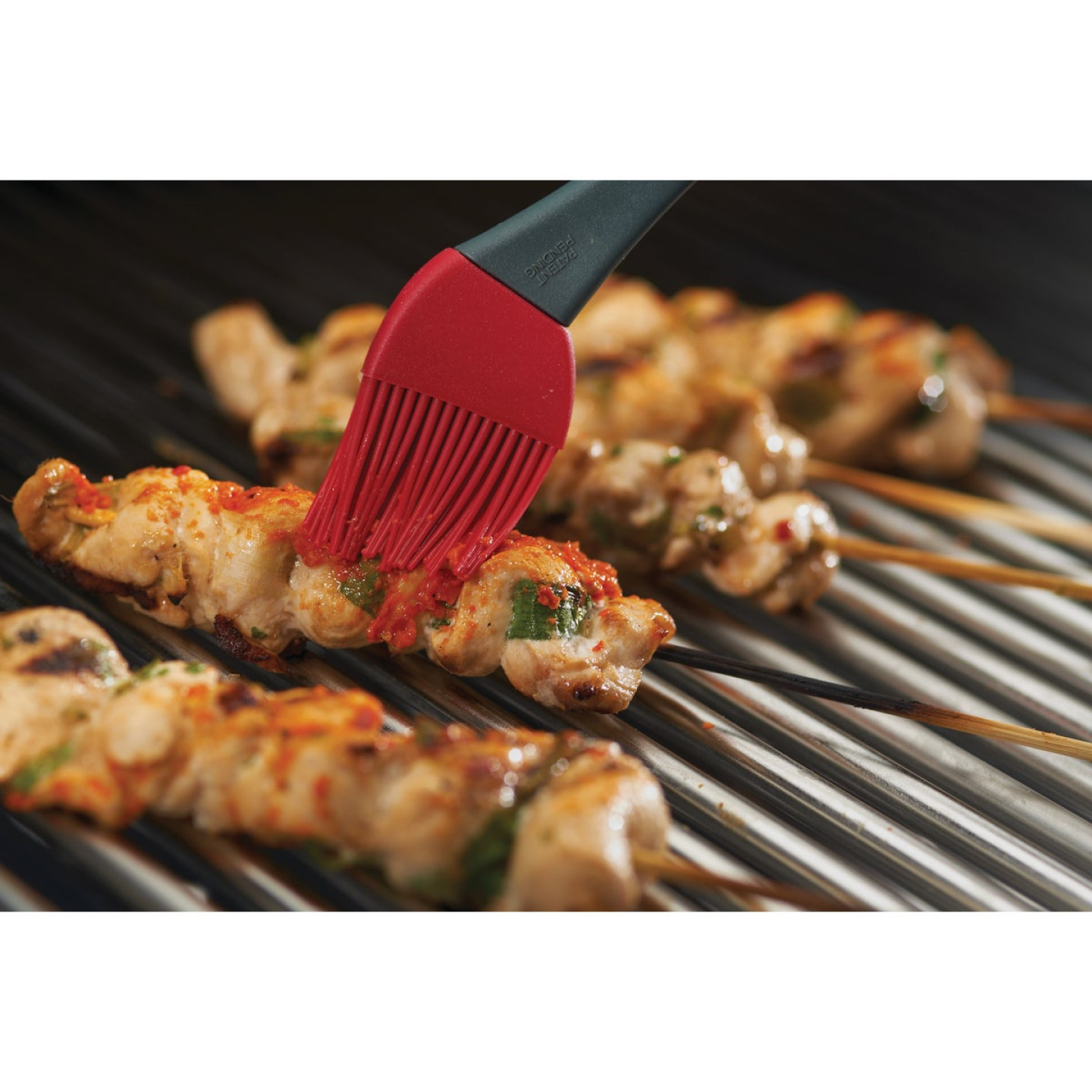 GrillPro 12 In. Bamboo Skewer (100-Pack) Image 2