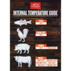 Traeger Internal Temperature Guide Magnet Image 1