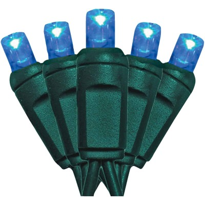 J Hofert Blue 200-Bulb M5 LED Light Set