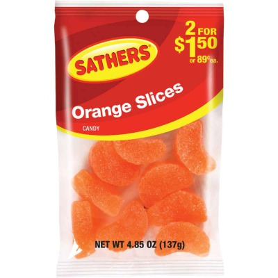 Gurley's 4.5 Oz. Orange Slices