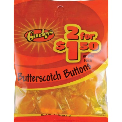 Gurley's 3.25 Oz. Butterscotch Buttons