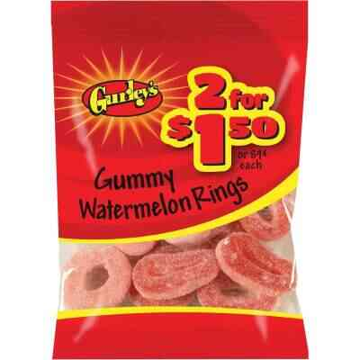 Gurley's 2.5 Oz. Watermelon Rings